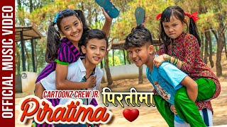 Piratima | Cartoonz Crew JR |Sushma Purnima Aryal & Shikhar Santosh | Official Music VIdeo 2019