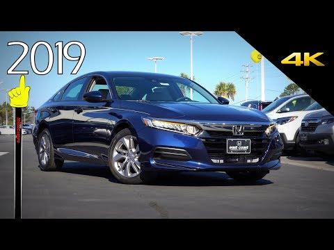 2019 Honda Accord LX - Detailed Look in 4K