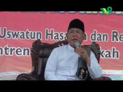 Kh Saerozi Dari Lamongan Nurul Falah Wonocolo Surabaya