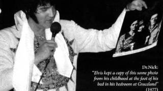 ELVIS PRESLEY - When The Snow Is On The Roses