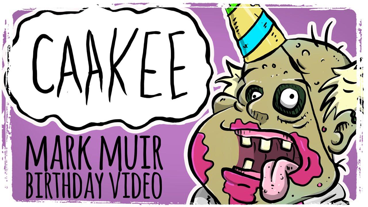 Happy birthday mark muir party zombie youtube happy birthday mark muir party zombie kristyandbryce Choice Image