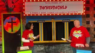 IncrediWorld Bible Lesson Day 1
