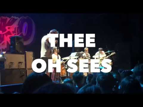 THEE OH SEES: live in Haarlem (July 2018) HD