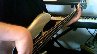 """Careless Whisper"" - Deon Estus transcribed bass line"