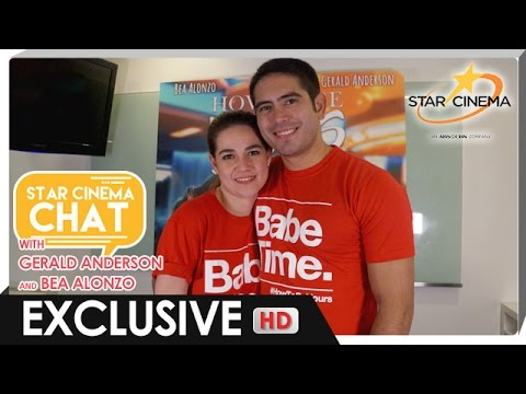 [FULL] Star Cinema Chat with Bea Alonzo and Gerald Anderson