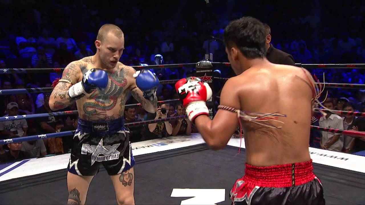 Download (USA VS THAILAND) Max Muay Thai Ultimate 2016 Match 4 WILLIAM   VS  KLAKUNSUEK