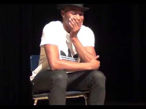 Jeroboam Bozeman, Alvin Ailey Dancer