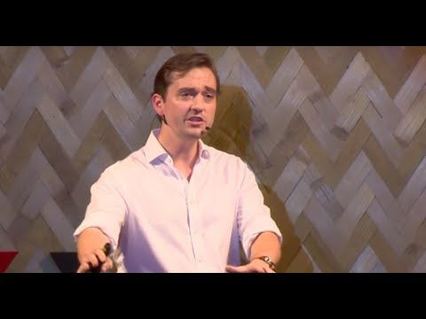 Why promoting small holder agriculture is good for developing countries. | Ewan Lamont | TEDxYangon