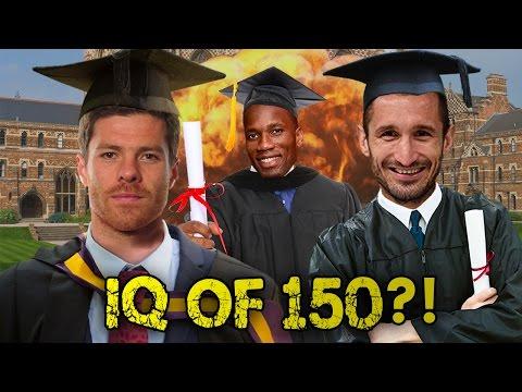Most Intelligent Footballers XI | Cech, Drogba & Xabi Alonso