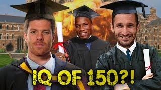 Most Intelligent Footballers XI | Cech, Drogba & Xabi Alonso
