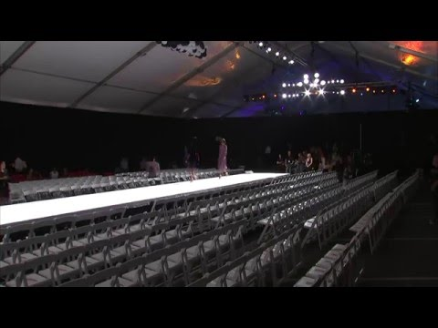 Kinsman Swim runway show at Style during Fashion Week Los Angeles, Presented by FWLA