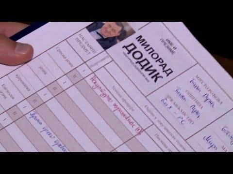 Pogledajte ocjene Milorada Dodika u školskom dnevniku Draška Stanivukovića
