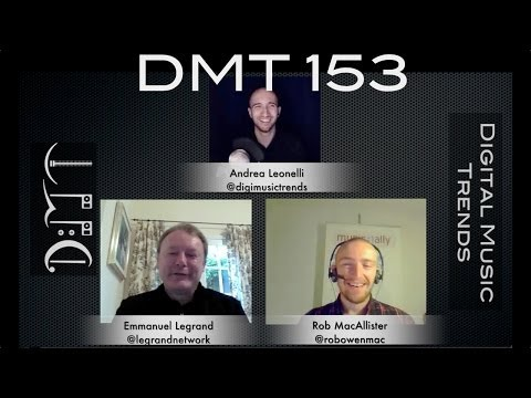DMT 153:  BBC's Playlister, Muve Music, OneMusic, MusicBiz.org, the LSE Paper and more