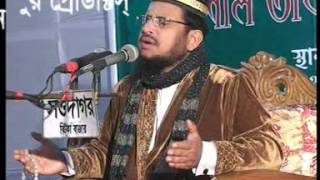 Pirjada Shafiqul Islam | Waz | Mrittur Jontrona | (part-1)