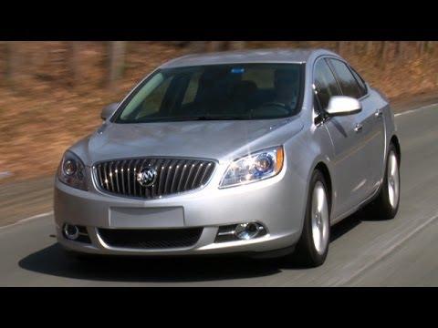 Buick Verano Review >> 2014 Buick Verano Review