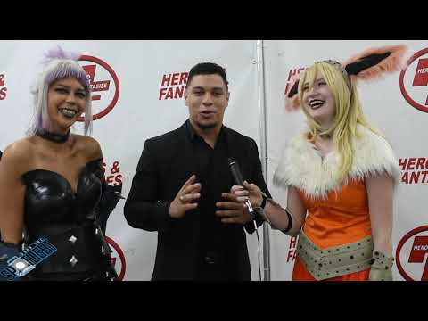 Brian Rickerson Interview at Cosplay Workshop Vol 4