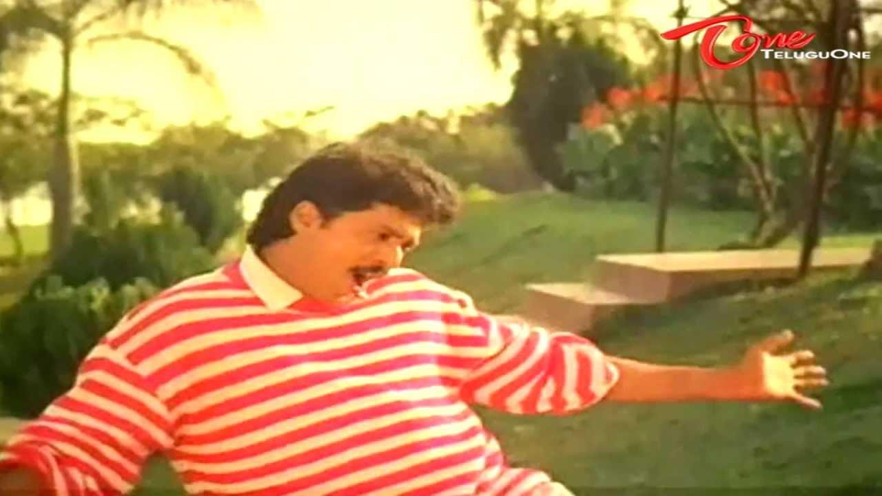 Ratha Saradhi Telugu Songs Abbare Jabbare Raveena Tandon