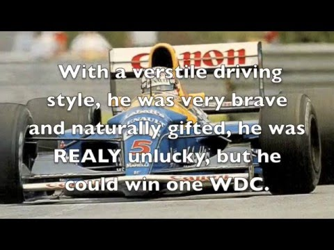 Top 20 Formula 1 Drivers