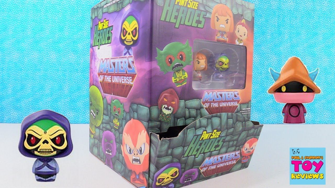 Masters of the Universe Pint Size Heroes Mystery Mini-Figure Moss Man