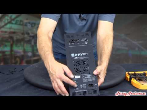 B-HYPE from dB Technologies - BH-12 complete review AUTHORIZED DEALERS