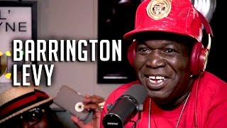 Barrington Levy talks being discovered + 1st album in 21yrs!!!