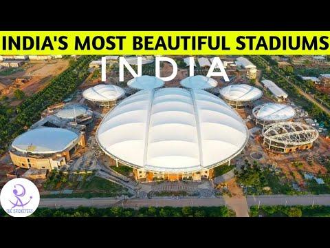 TOP 10 Beautiful Cricket Stadiums in INDIA 2018