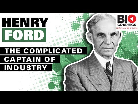 Henry Ford: The Complicated Captain of Industry
