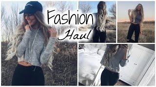 Collective Fashion Haul // Brandy Melville, Urban Outfitters & more!