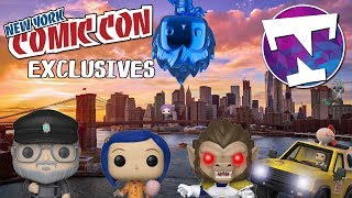 NYCC 2018 Funko Exclusives   Harry Potter, Game of Thrones, Anime and More