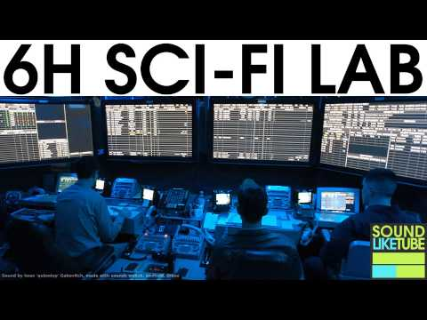 SCI-FI Laboratory Sound [Focusing Noise Masking High Quality]