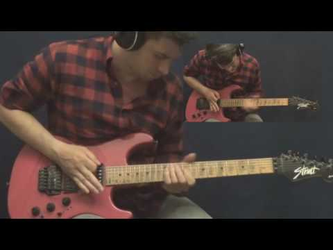 Troy Stetina - Babylon ( FULL song )