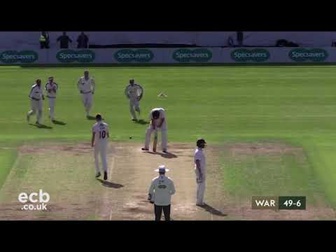 Specsavers County Championship Highlights: Yorkshire Vs Warwickshire Day One