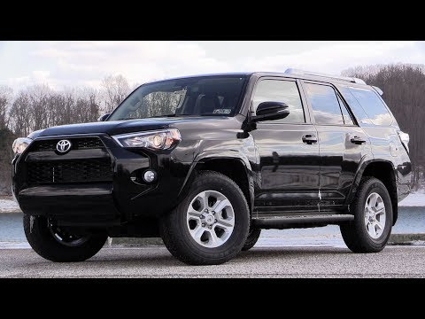 2018 Toyota 4Runner: Review