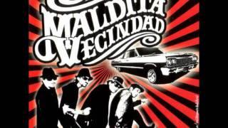 DON PALABRAS -PARTITURA- MALDITA VECINDAD