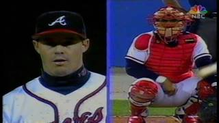 Download Video 1996 NLCS game 2 St Louis Cardinals at Atlanta Braves  PART 2 MP3 3GP MP4