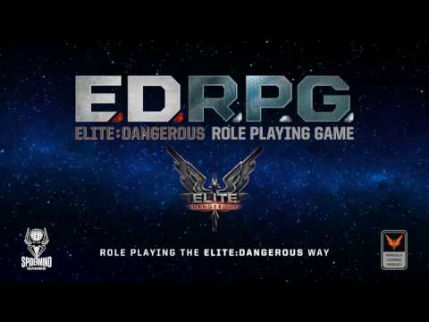 Elite: Dangerous Role Playing Game Trailer - Spidermind Games - 동영상