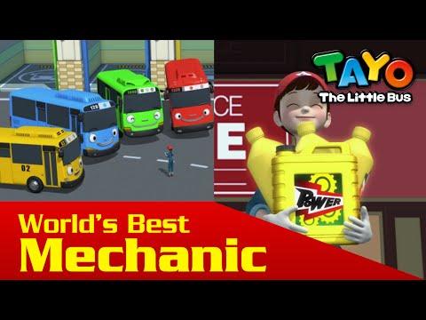 World's best mechanic, Hana!