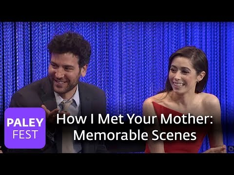 How I Met Your Mother  Cobie Smulders, Cristin Milioti on Memorable HIMYM s