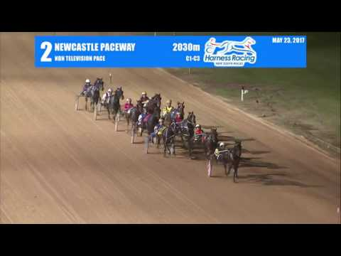NEWCASTLE - 23/05/2017 - Race 2 - NBN TELEVISION PACE
