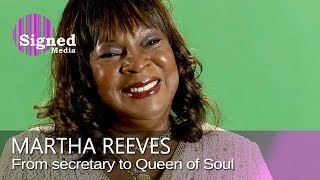 Martha Reeves on her Motown beginnings with Stevie Wonder and Marvin Gaye (Full-length Interview)