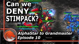 StarCraft 2: MASS Zerglings & Banelings vs MASS Stalkers!