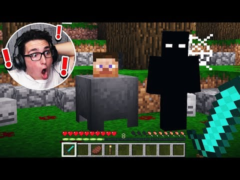 FINDING NULL IN MINECRAFT! (NEVER ATTEMPT)