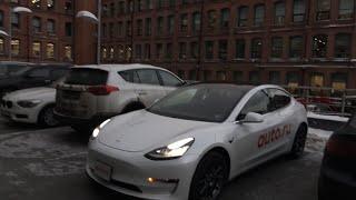 Tesla Model 3 в прямом эфире