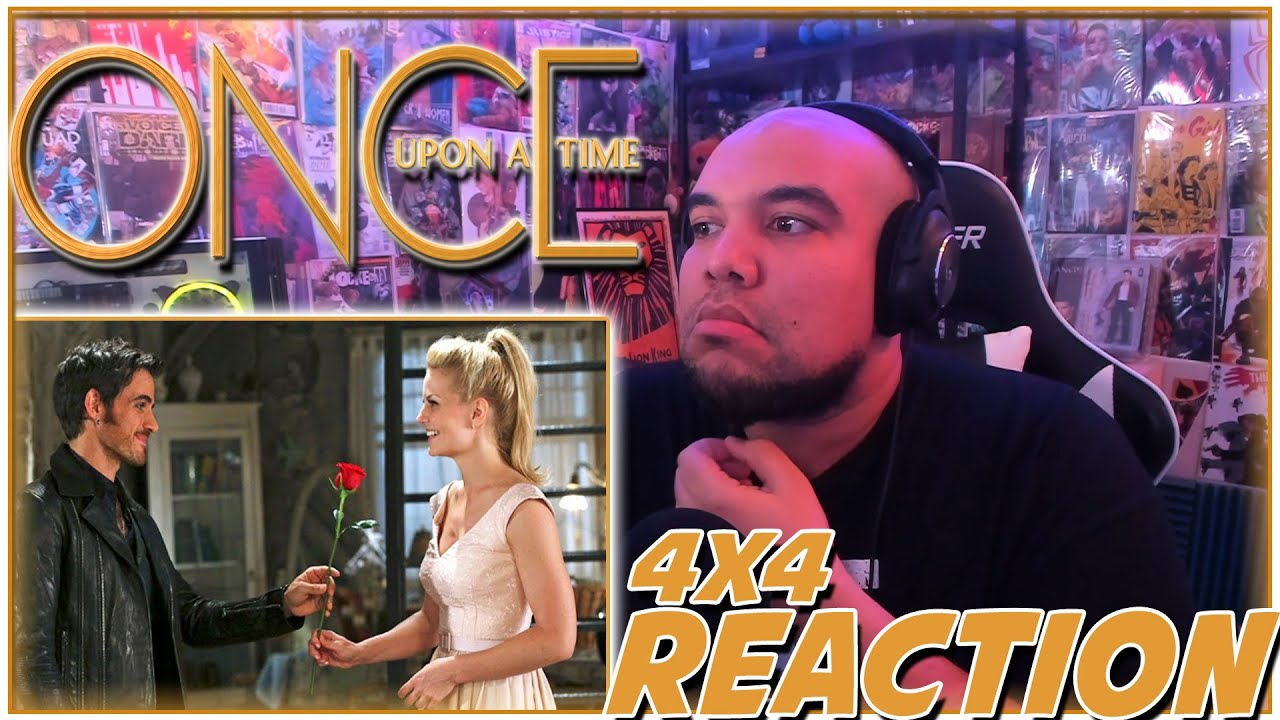 Download Once Upon a Time 4x4 REACTION | The Apprentice | Season 4 Episode 4 REVIEW + BREAKDOWN