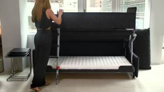 Palazzo | Resource Furniture | Bunk Bed System thumbnail