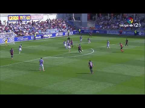 Resumen de SD Huesca vs Real Valladolid (1-0)