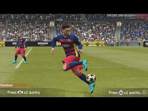 PES 2016 ALL SKILLS & TRICKS TUTORIAL | Xbox & Playstation
