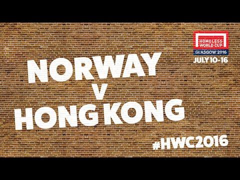 Norway v Kyrgyzstan | Group B #HWC2016
