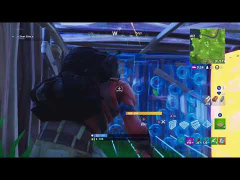 Luckiest Play Ever Fortnite Battle Royale