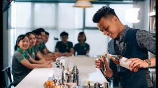 Đam mê dẫn lối thành công từ nghề pha chế - GV Nguyễn Đức Tuấn | Hướng Nghiệp Á Âu